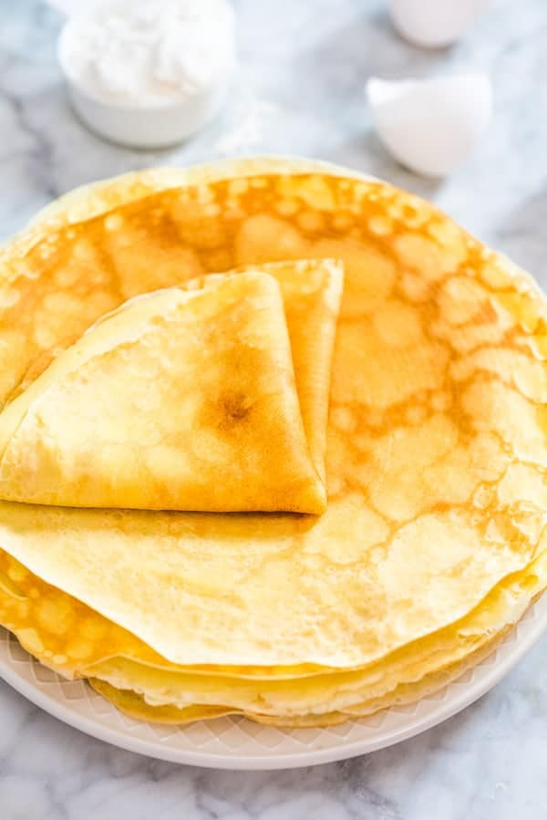 Sweet Crepes Recipe Cooktoria