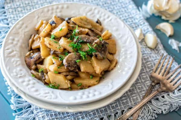 potatoes with mushrooms-1