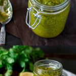 This oh-so-flavorful and tangy Moroccan Chermoula Sauce will serve as a healthy addition to your seafood, chicken and vegetable dishes. ❤ COOKTORIA.COM
