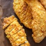 These Amazing Mustard Chicken Tenders require just a few simple ingredients and 20 minutes of your time. So tender and full of flavor, there are won't be any leftovers!!! ❤ COOKTORIA.COM