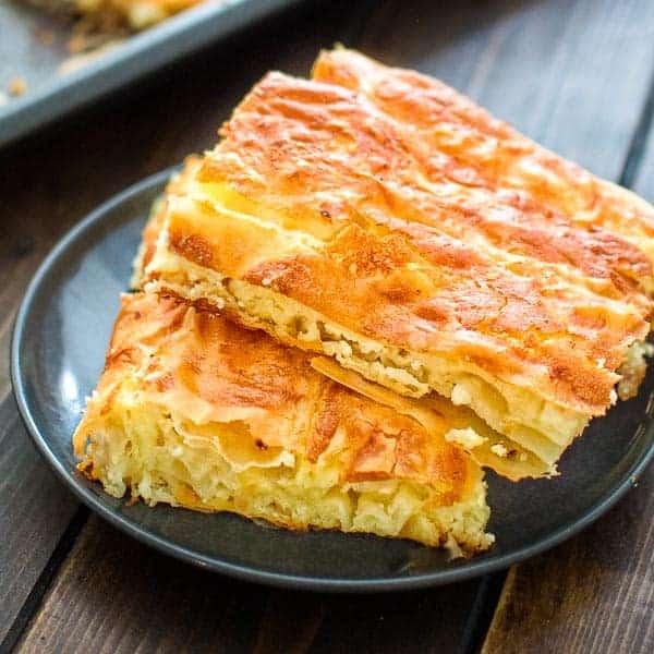"Bulgarian Feta Pie ""Banitsa""   COOKTORIA"