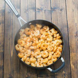Rich and creamy, hearty and so flavorful, thisShrimp Fettuccine with Roasted Pepper Sauce tastes better than a restaurant cooked meal. Made under 30 minutes! COOKTORIA.COM