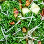 This is seriously TASTY, incredibly SIMPLE, and truly THE BEST Kale Salad on Earth! Made with just a few ingredients, this recipe is not to be missed.❤ COOKTORIA.COM