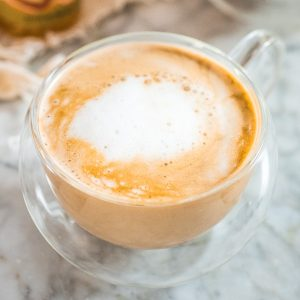 This Copycat Starbucks Caramel Latte recipe is easy to make and it's my personal favorite. Try one of the tastiest Starbucks espresso-based beverages at home, following my step-by-step instructions.