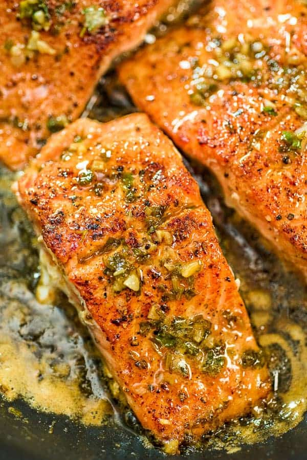 Cajun Salmon Recipe & Video | COOKTORIA